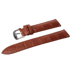 Ремешок для часов C1-22 с.коричневый