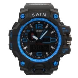 Часы наручные Север C2035-001-2 с хронографом