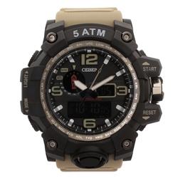 Часы наручные Север C2035-001-3 с хронографом