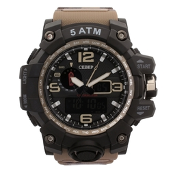 Часы наручные Север C2035-001-5 с хронографом