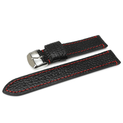 Ремешок для часов C8-20 черный+красная