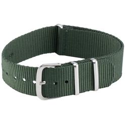 Ремешок для часов КЗЕ-18 зелёный