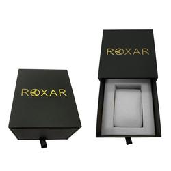 Коробочка ROXAR R3 черная+серая